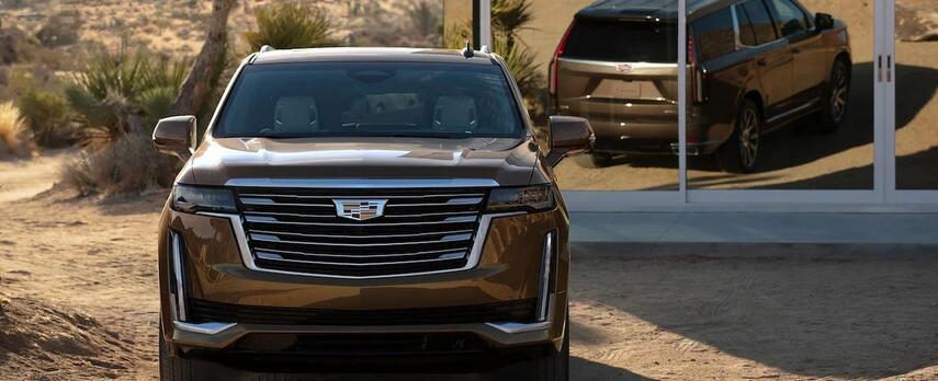 Cadillac Escalade NEW